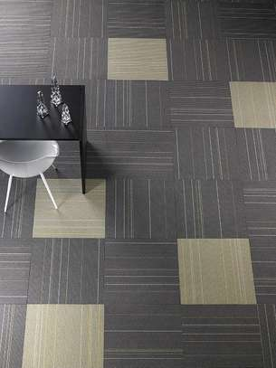 Carpet Tiles - Commercial Spaces