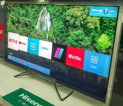 "Hisense 55"" ULED Smart Ultra HD 4K TV image 1"