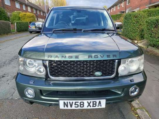 2008 Land Rover Range Rover Sport image 8