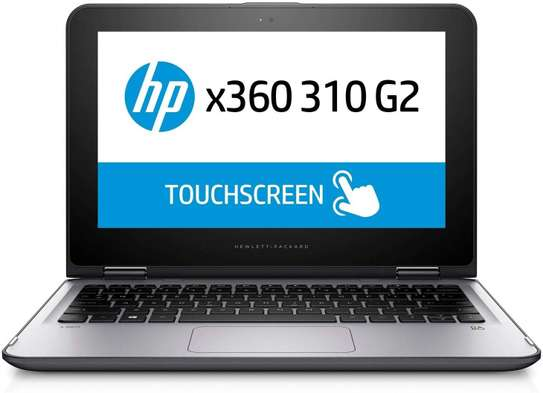 Hp Laptop x360 Convertible Touch Screen 128GB SSD - 4GB RAM image 4