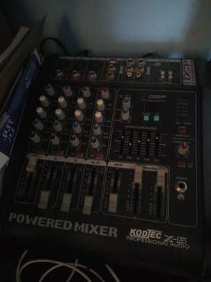 Powered Mixer image 2