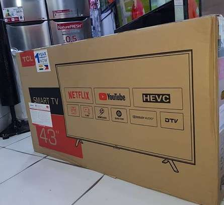 "TCL 43"" SMART TV"