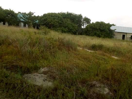 Plot for sale at kigamboni image 1
