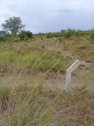 2.4 acre land for sale for Tshs. 9m at Makurunge, Bagamoyo