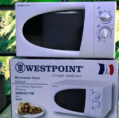 CHRISTMAS OFFER! WEST POINT MICROWAVES image 1