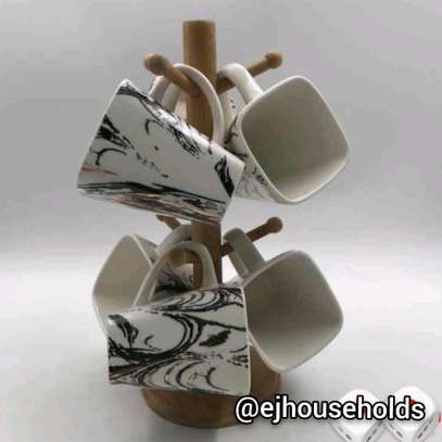 6pcs of cups image 1
