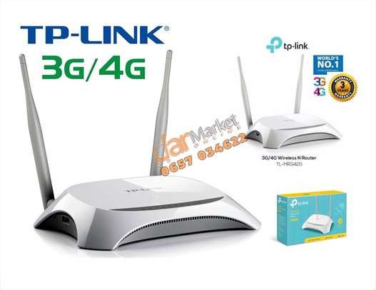 Tp-LINK ROUTER UNVERSAL 4g image 3