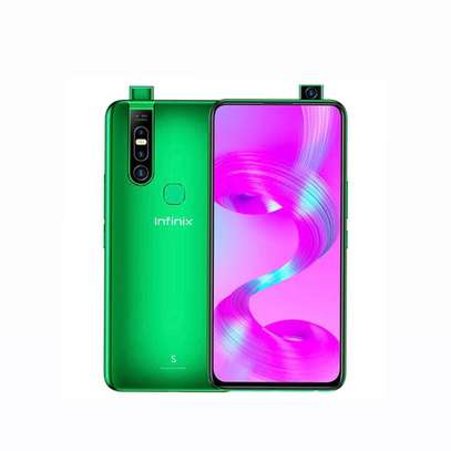 Infinix S5 PRO GB 128 (Get NEW SEALED box✔️plus WARRANTY 1️⃣year) image 1