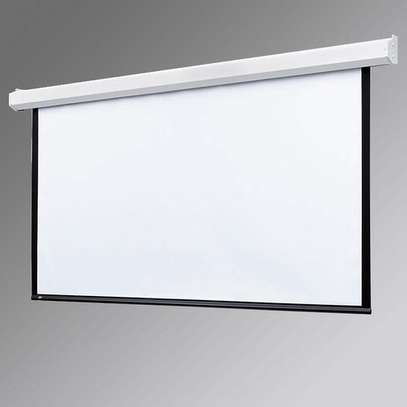 Electric Projection Screen image 5