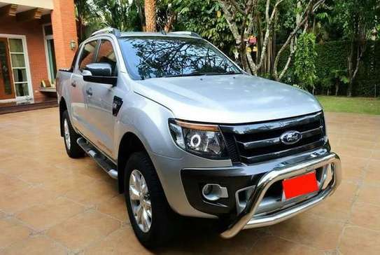 2013 Ford RANGER WILTRAK TSHS 70MILLION ON THE ROAD
