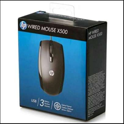Hp wired mouse
