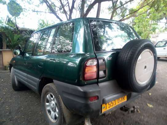 2002 Toyota Rav-4 Old model image 4