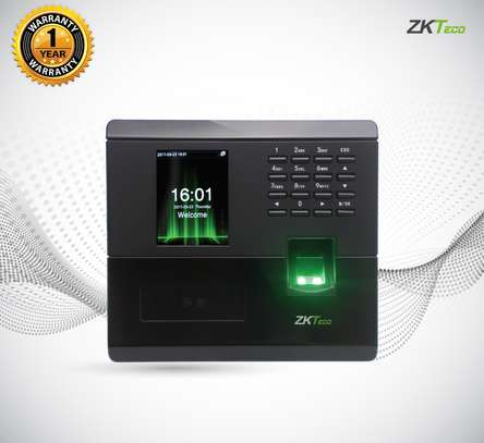 Time Attendance Terminal MB360