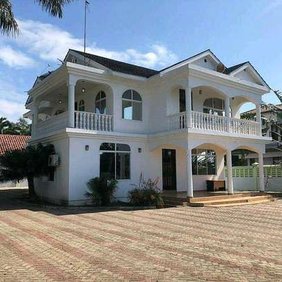 STAND ALONE THREE BEDROOMS HOUSE FOR RENT AT MBEZI BEACH DOWN SIDE