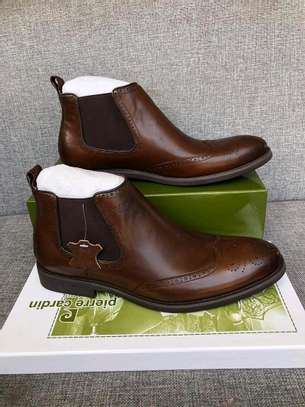 Original Leather office shoes image 5