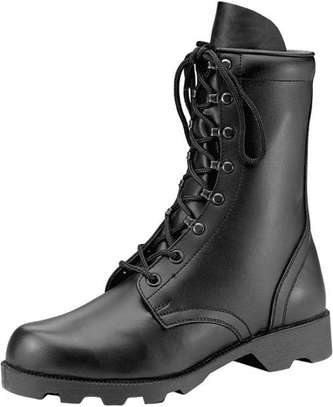 BOOTS FOR SECURITY OFFICERS