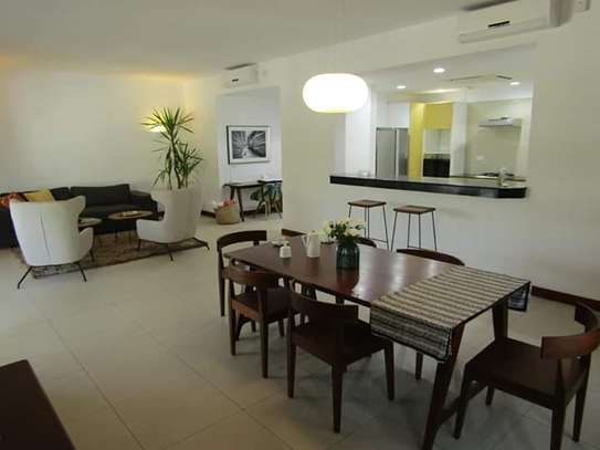 4 Bedrooms Luxury Full Furnished Apartments in Oyster Bay Peninsula image 1
