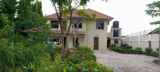 4bed stand alone house at bunju with good garden in big compound image 3
