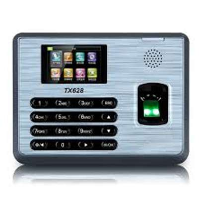 ZKTeco TX628 Time Attendance & Access Control image 1