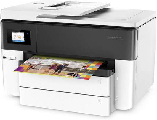 HP G5J38A-BUN OJP 7740 A3 WIRELESS AIO PRINT - (Printers > Multifunction Printers)