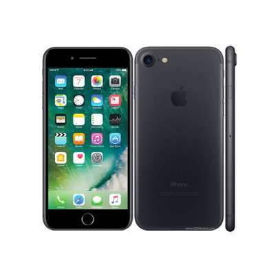 "iPHONE 7 (32Gb) (128) (256) GET ""1️⃣Year WARRANTY (sealed Box) plus FREE Delivery nOw! image 1"