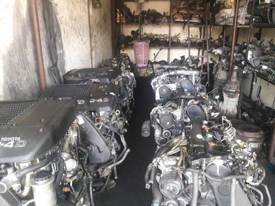 Deals In Used Spare Parts 1kd 2kd 1tr