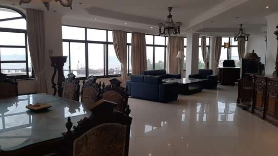 3 Bedrooms Sea View Apartment For Rent in Upanga image 15