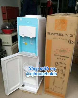WATER DISPENSER WITH 2 WATER OUTLET image 1