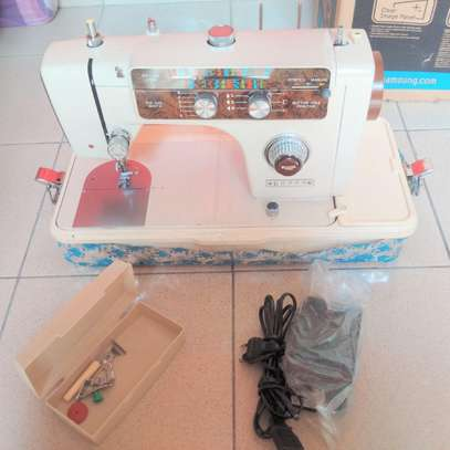 Electric Sewing Machine/ Cherehani ya Umeme image 2