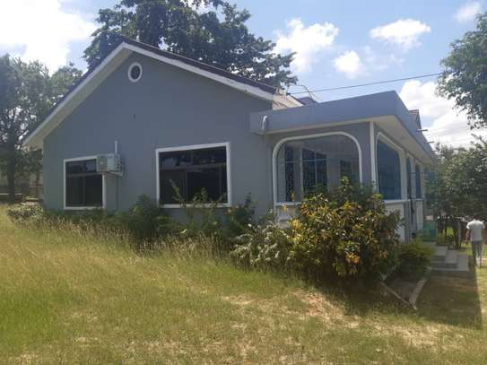 3 bed room house for rent at changanyikeni image 1