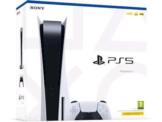 PS 5 GAMING DEVICE image 1
