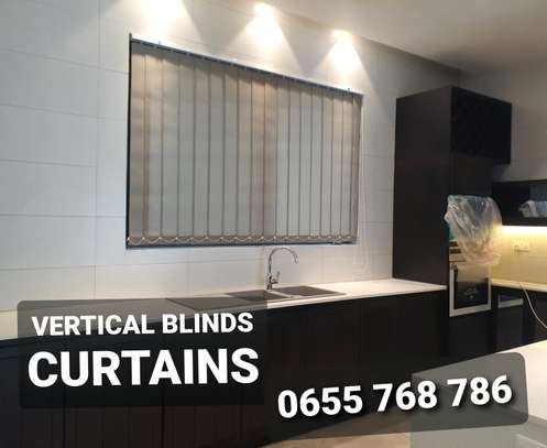 BLINDS CURTAINS - VERTICAL BLINDS IN TANZANIA image 3