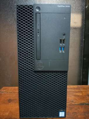Dell optiplex 3050 7th generation core i5 gaming rendering and graphic designing pc image 1