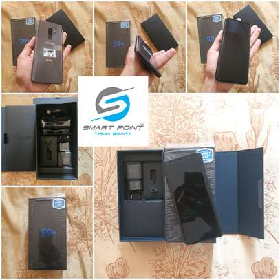 Samsung S9 Plus Duos Full Box Excellent Condition