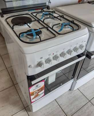 West Point electronic gas cooker