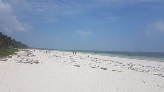 3025 Sqm BEACH PLOT FOR SALE-ZANZIBAR ISLAND image 1