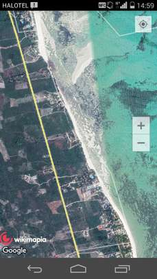 PAJE OCEANFRONT LAND FOR SALE IN ZANZIBAR ISLAND