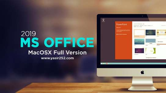 MS OFFICE 2019 FOR WINDOWS AND MAC image 1