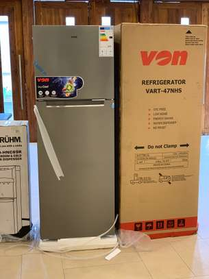 VonHotpoint Double Door Fridge