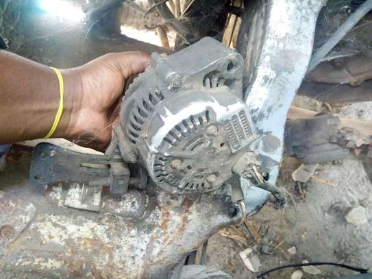 Toyota townace alternator