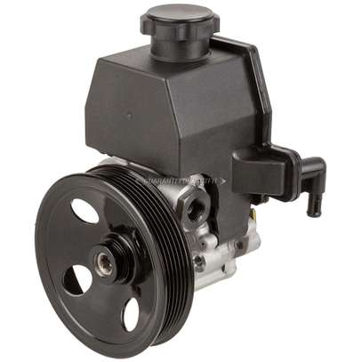 Power steering Pumps and fluid