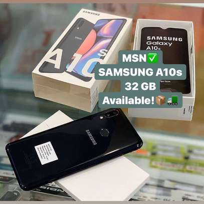 "SAMSUNG A10s GB 32 ""BUY 1 GET FREE COVER"