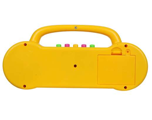 Musical Educational Radio Toy Multicolor image 4