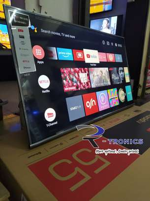 "TCL 55""P6500 SERIES 4K UHD SMART TV image 1"