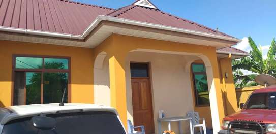 1 bed room studio for rent self container at kinondoni image 1