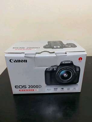 New Canon 2000D image 3