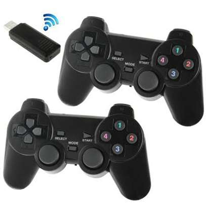 Game controller wireless double image 1