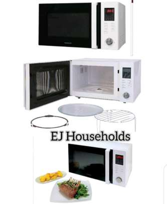 25L Microwave With Grill image 1