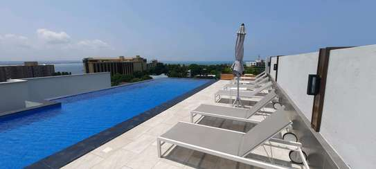 a 1bedroom fully furnished appartment in masaki very cool views image 1