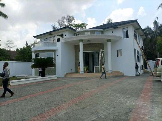 4 bedroom Mbezi beach